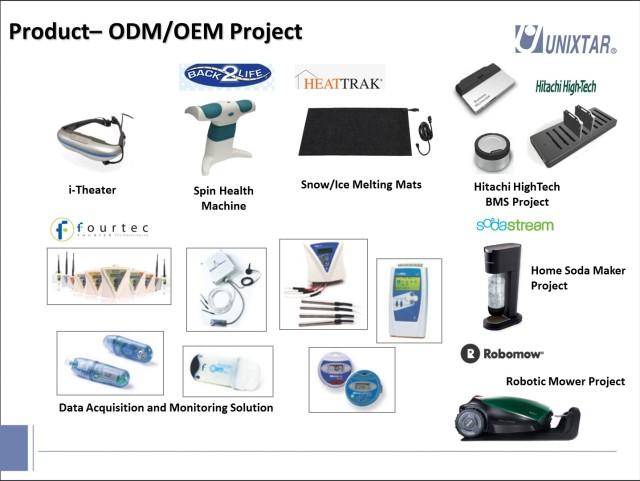 ODM/OEM Project